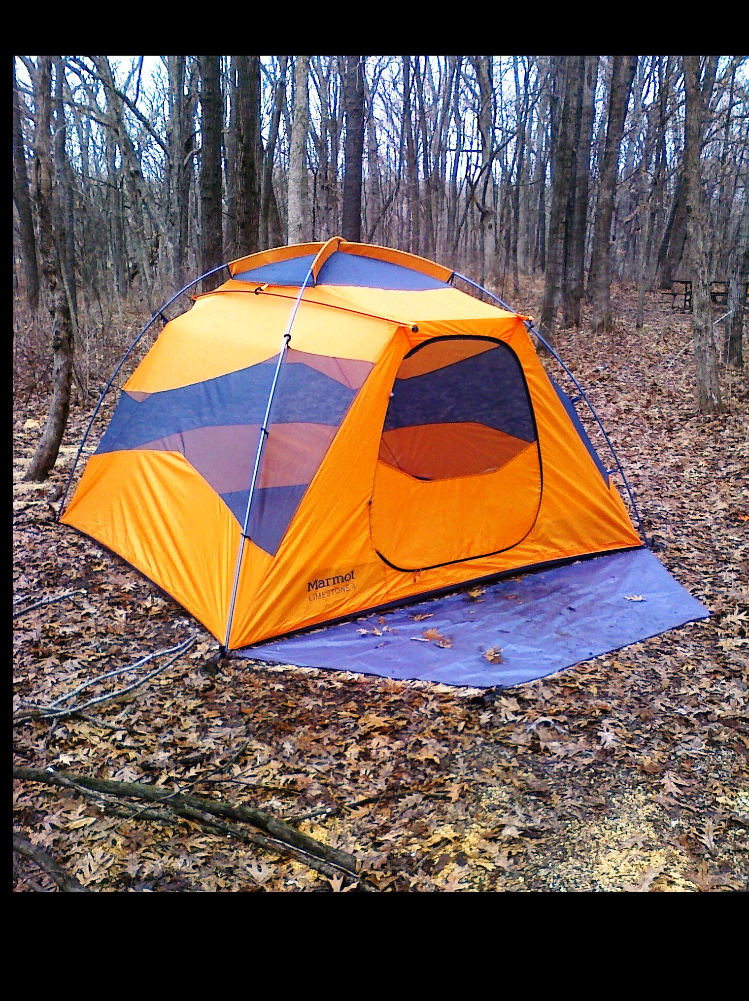 This was our first time using our new Marmot tent from REI and I am I AM IN LOVE. This picture was taken without the rain fly so the features can be ... & Limestone 4P :: seasonchandler.com